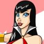 Mackie85 - Vampirella Colored