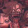horribly messy vampire scumbag sketch