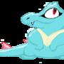 Croc used SCRAH! by Hnilmik