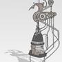 Steampunk Game Design 1 by Arkangel017