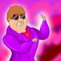 Sir Elton John by TimoteiHIV
