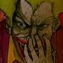 the joker back cover
