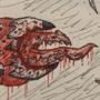 Drawing of my Stylized Eye of Cthulhu