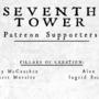 Gravehill - Chapter 15 - Patreon List