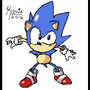 Sonic by CatQueen141