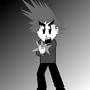 Mi gimp drawin by ZombieBliss