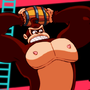 Donkey Kong by TerminalMontage
