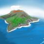 Volcano Island by dvg88