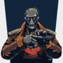 Comm 256 - Barrel, the mercenary