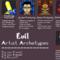 Evil Artist Archetypes