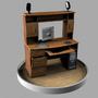 Personal Desk by 3D-xelu