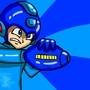 Megaman! by lemonshaman