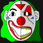 Two Face Clown by shiggy3333