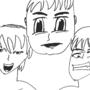 Manga Collection 1 by funkycaveman