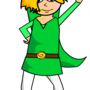 Cel Shaded Link by skykid10
