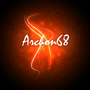 Archon68 Glowing Logo by Archawn