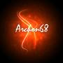 Archon68 Glowing Logo