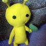 Alien Hominid Plushie