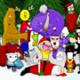 Newgrounds Christmas by Mattster