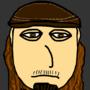 My flash self portrait. by Elemental-Sword