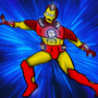 Iron Man in Vortec Space by x73rmin8r