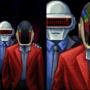 Daft Punk by JinnDEvil