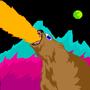 COSMIC BEAR by DangerAlec