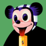 The Mickey Mouse Mask by Aetolon