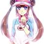 New Pokemon BW2 Trainer by suwako