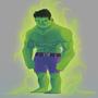 Hulk by StickDinosaur