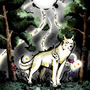 White Wolf by twinfang