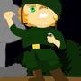 n00b soldier by GamerGirlPlus
