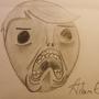 Creepy boy (Not in HD) by AdamEstone