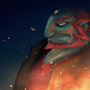 Ganondorf by xcrosspictures
