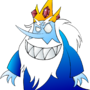 The ice king by megadrivesonic