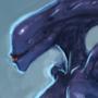 Alien Female I - Color