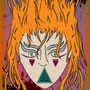 Fire Girl by Gatho