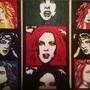 Kate Beckinsale pop art by JackDCurleo
