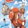 Tortoise x Hare Splash! by MikeLuckas