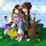 Friends! by Anim3xl0v3r