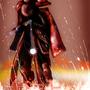 Vampire Fire Baron Savi by veselekov