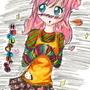 Hello Kitty Human by Anim3xl0v3r
