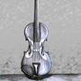 Violin by Lowgan