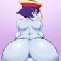 Hsien-ko Big Booty