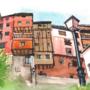 Albarracín Buildings