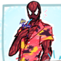 Carnage found a phone -comic-