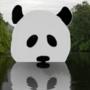 Panda Lake by Gamerteengirl