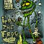 Lou The Frog by JWBalsley