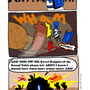 OverKill- Castle Crashers by comicretard