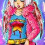 Glitter Queen by xxanemia